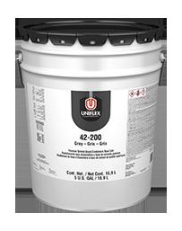 Premium Solvent Based Elastomeric Gray Finish Coat